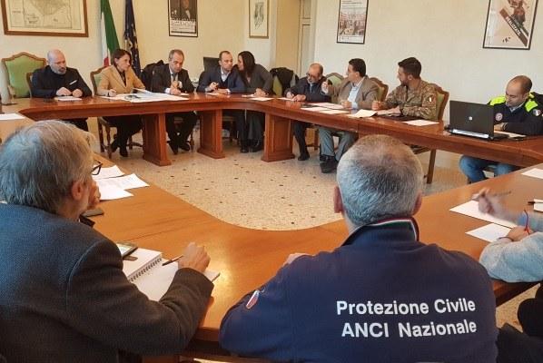 Vertice in prefettura a Reggio Emilia