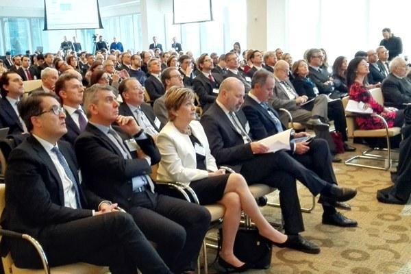 "Bonaccini al forum ""Italy meets the United States"""