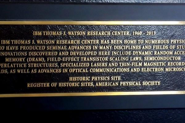 "Ibm, visita al ""Thomas J.Watson Research Center"""