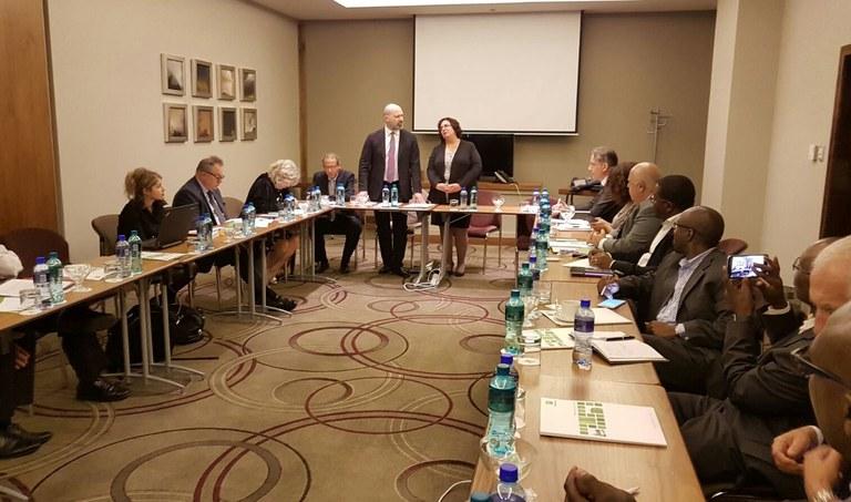 Firma accordo imprese emiliano-romagnole e sudafricane