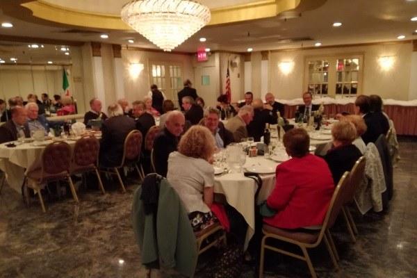 Incontro con la comunità degli emiliano-romagnoli a New York