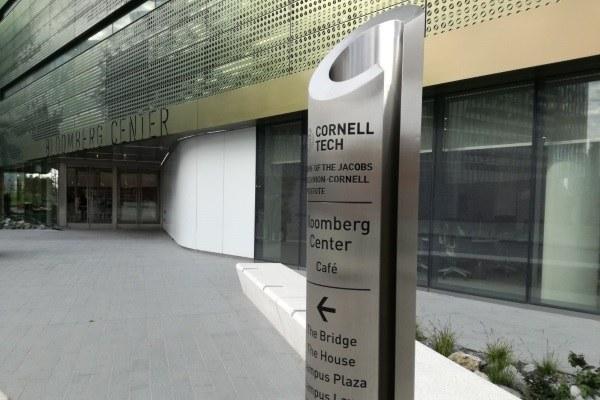 La sede della Cornell Tech - 3