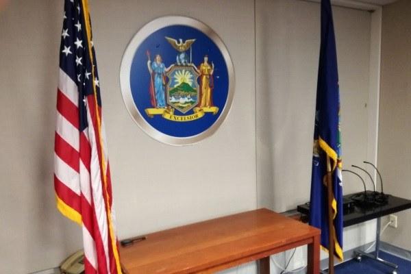 Visita alla Empire State Development, l'Agenzia per lo sviluppo dello Stato di New York
