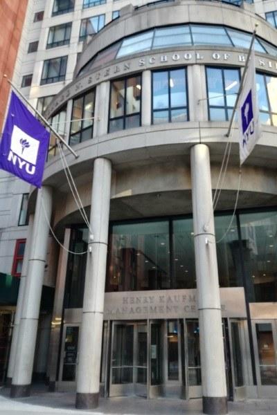 Visita alla New York University