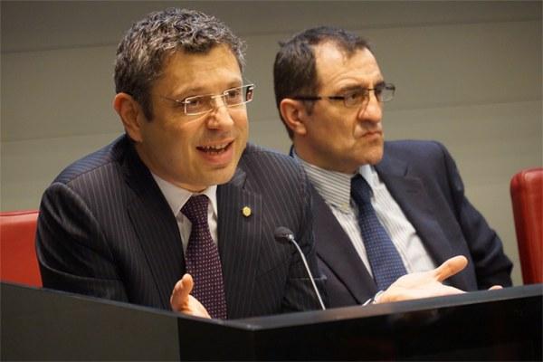Prof. Francesco Ubertini, Rettore dell'Università di Bologna