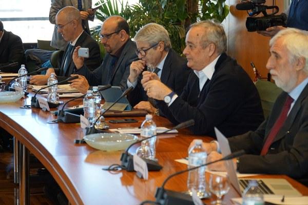 Il sottosegretario alla Presidenza del Consiglio dei Ministri in materia di affari regionali, Gianclaudio Bressa