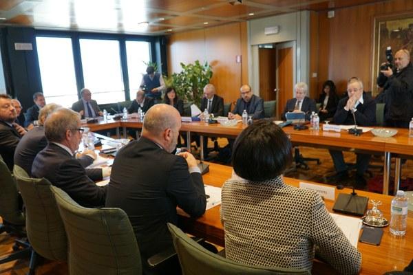 Regioni Emilia-Romagna e Lombardia al tavolo col Governo