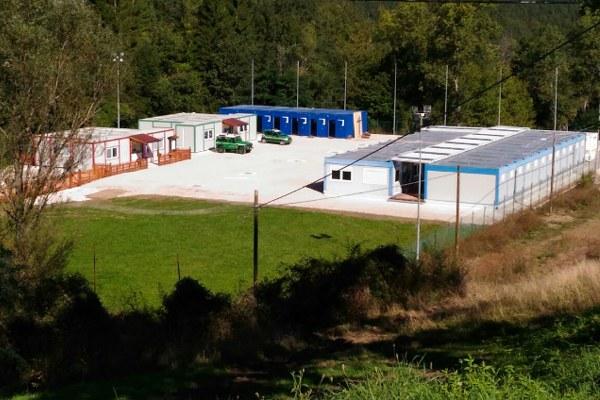 25 settembre 2016, inaugura il centro polifunzionale