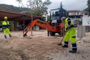 Sisma in Italia centrale: le attività nei campi e i rilievi sul territorio