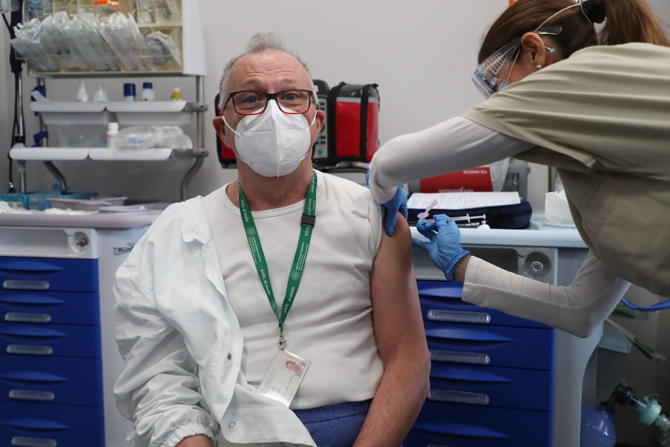 """Stefano Pasquali - Direttore Unità Operativa Complessa (UOC) denominata Medicina B e responsabile del """"Bed Management"""" del Dipartimento Medico-Oncologico Ausl Imola"""