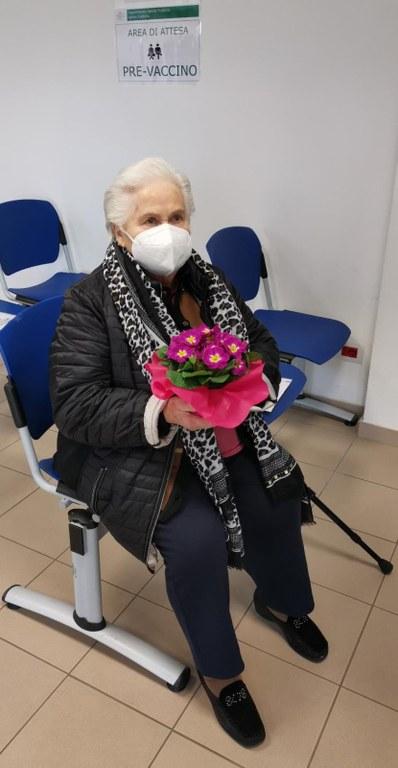 La signora Maria a Copparo