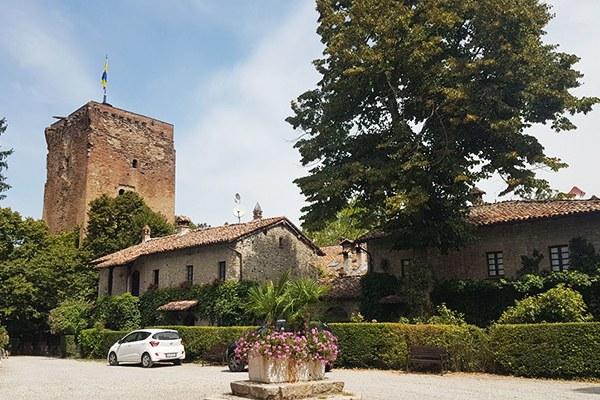 Castello di Rivalta (Pc)