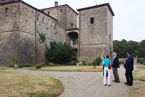 Rocca di Agazzano (Pc)