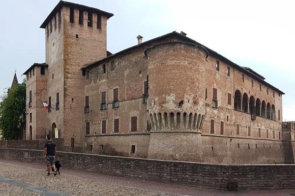 Rocca Sanvitale di Fontanellato (Pr)