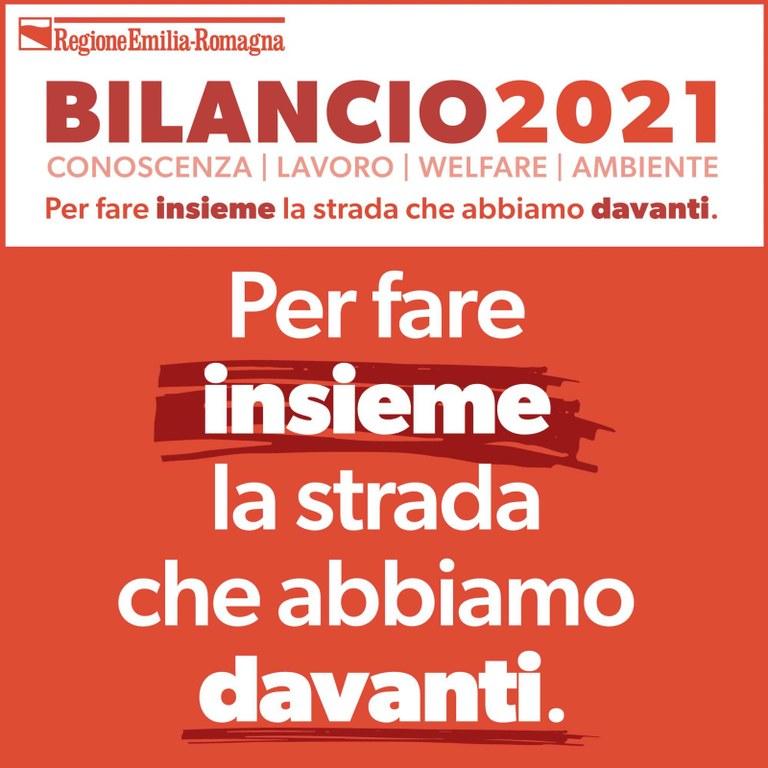 Bilancio 2021