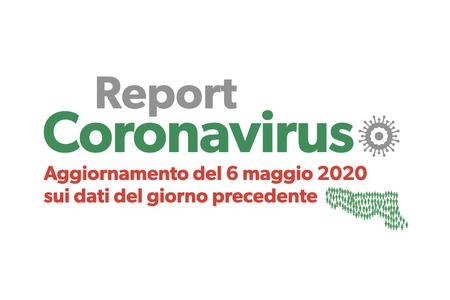Coronavirus, il report al 6 maggio 2020