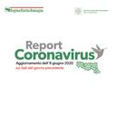 Coronavirus, il report all'8 giugno 2020