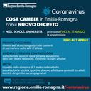 Coronavirus, cosa cambia con il nuovo decreto