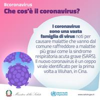 coronavirus regole