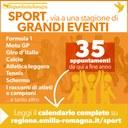 Sport, via a una stagione di grandi eventi