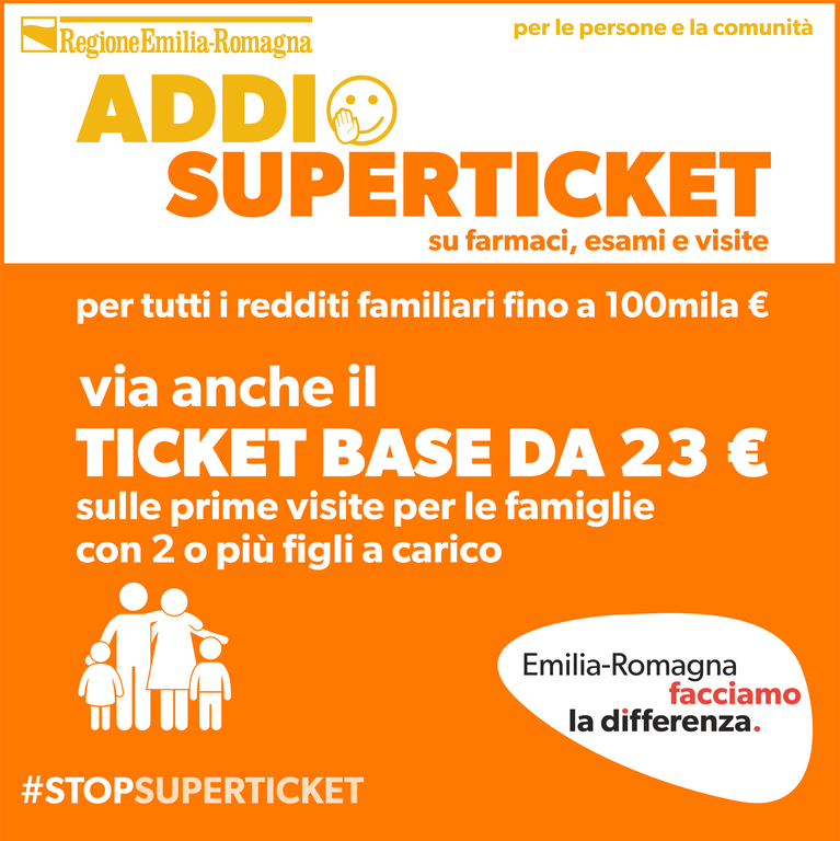 Superticket addio