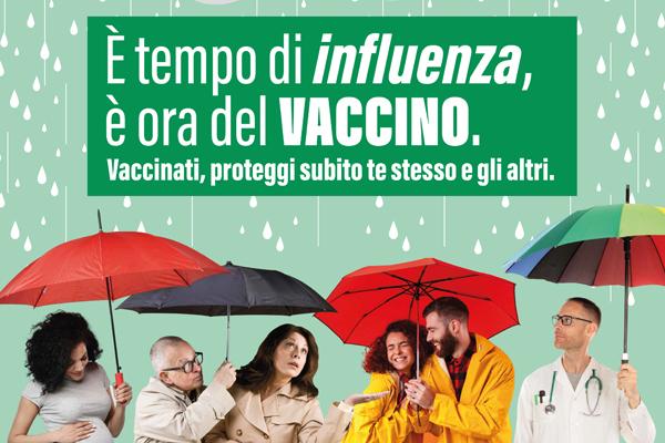 Vaccino antinfluenzale, in Emilia-Romagna si parte in anticipo: al via  lunedì 12 ottobre — Regione Emilia-Romagna