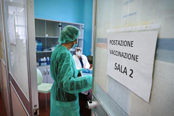 Vaccinazione dei cittadini con 80 anni e più, si parte: prenotazioni dal 15  febbraio e dall'1 marzo in base all'anno di nascita — Regione Emilia-Romagna