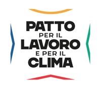 Logo del Patto per il Lavoro e il Clima