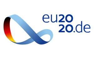 Logo Presidenza tedesca consiglio dell'UE