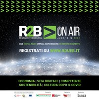 R2B – RESEARCH TO BUSINESS 2020 GOES DIGITAL!