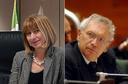 Gli Assessori Patrizio Bianchi e Palma Costi a Bruxelles