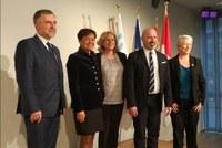 II Presidente Bonaccini a Bruxelles per il Manifesto sul futuro della politica di coesione
