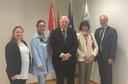 Il Presidente Lambertz incontra le quattro Regioni Partner a Bruxelles