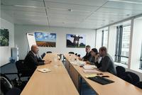 """'No dazi', Bonaccini a Bruxelles: Vogliamo tutelare lavoro e reddito dei nostri agricoltori"""". Dall'Europa sostegno alle imprese danneggiate"""