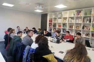 Amministratori locali di Rimini in visita a Bruxelles