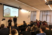 Amministratori locali e associazioni giovanili da Reggio Emilia e Bologna in visita a Bruxelles