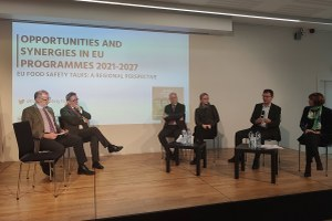 #EUFoodSafetyTalks: opportunities and synergies in EU programmes 2021-2027