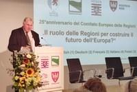 Ruolo delle Regioni e futuro dell'Europa: conferenza con il Presidente Lambertz