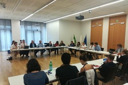 Politica di Coesione: riunione delle Regioni Italiane a Bruxelles