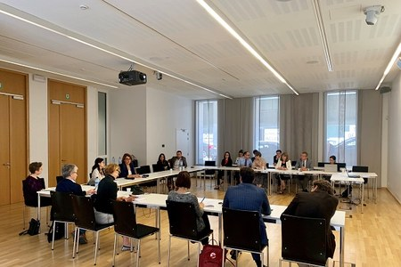 Programma Digital Europe: riunione delle Regioni italiane a Bruxelles