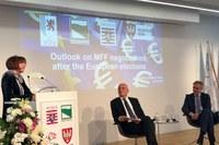 Prospettive sul negoziato sul prossimo QFP dopo le elezioni europee, iniziativa delle Regioni Partner