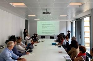 Stakeholders del sistema educativo e sociale dell'area metropolitana di Bologna a Bruxelles