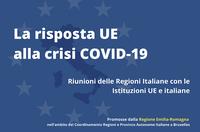 La risposta dell'UE alla crisi Covid-19: Città e Regioni per contrastare Covid-19