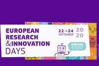 Paola Salomoni agli European Research and Innovation Days 2020