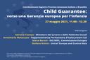 Child Guarantee, verso una Garanzia europea per l'infanzia: riunione delle Regioni Italiane a Bruxelles