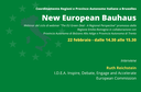 Ciclo di webinar sul Green Deal Europeo: ilNuovo Bauhaus Europeo