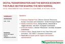 """Digital Transformation Talks:  la strada verso una """"nuova normalità"""" nel settore pubblico"""