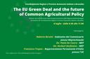 Green Deal Europeo: il futuro della Politica Agricola Comune
