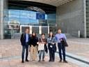 Visita a Bruxelles dell'Istituto Comprensivo 1 di Modena
