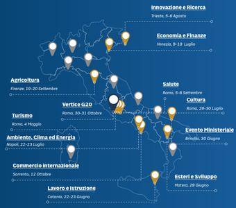 Mappa Ministeriali